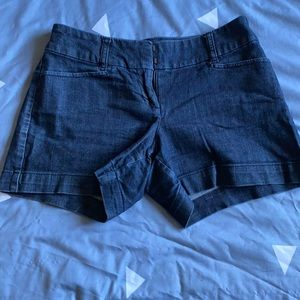 The Limited - Denim shorts